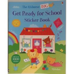 STICKER BOOK - SCHOOL