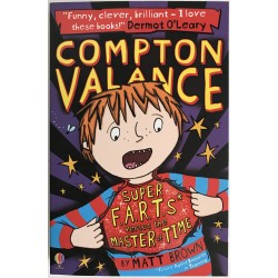 FICTION BOOK - COMPTON VALANCE 3