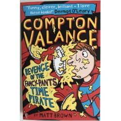 FICTION BOOK - COMPTON VALANCE 4