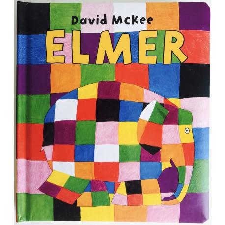 STORYBOOK - ELMER (BOARD BOOK)