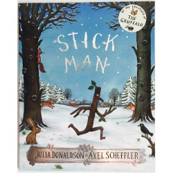 STORYBOOK - STICK MAN