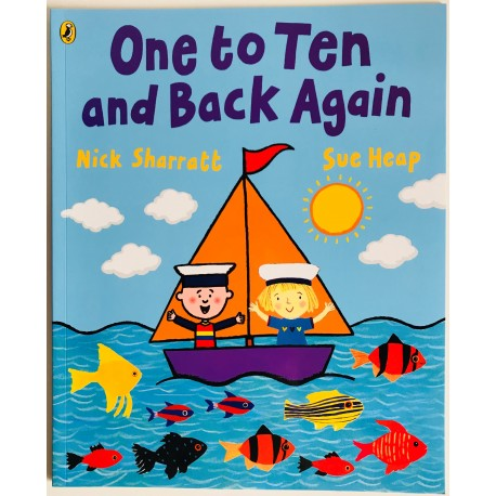 STORYBOOK - ONE TO TEN AND BACK AGAIN