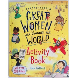 ACTIVITY BOOK - GREAT WOMEN