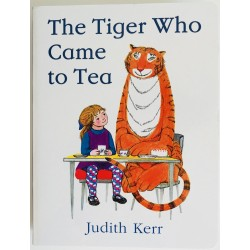 STORYBOOK - THE TIGER WHO CAME TO TEA