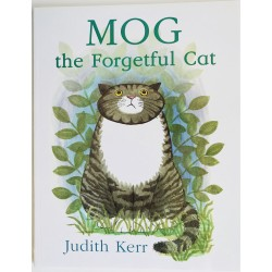 STORYBOOK - MOG THE FORGETFUL CAT
