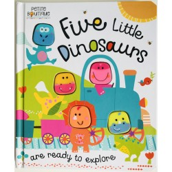 STORYBOOK - FIVE LITTLE DINOSAURS
