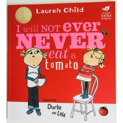 STORYBOOK - I WILL NOT EVER NEVER EAT A TOMATO