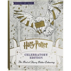 HARRY POTTER - COLOURING BOOK