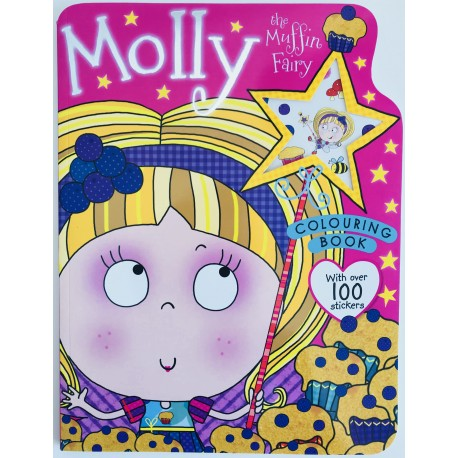 COLORING BOOK - MOLLY