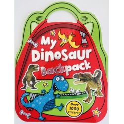 ACTIVITY BOOK - DINOSAUR