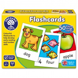 LANGUAGE AND LITERACY GAME - FLASHCARDS