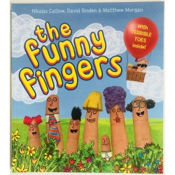 STORYBOOK - THE FUNNY FINGERS