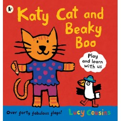 LEARNING BOOK - KATY CAT