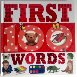 LEARNING BOOK - FIRST 100 WORDS
