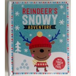 STORYBOOK - REINDEER´S SNOWY ADVENTURE
