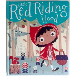 STORYBOOK - LITTLE RED RIDING HOOD