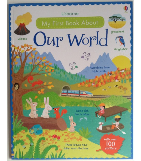 LEARNING BOOK - WORLD
