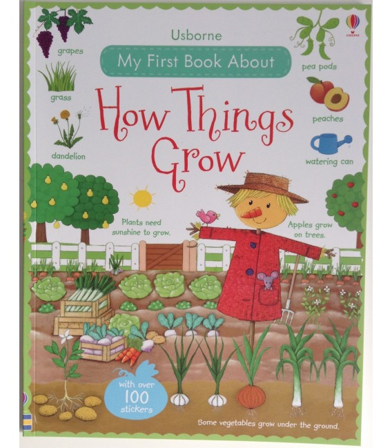 LEARNING BOOK - GROW