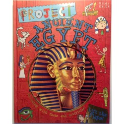 PROJECT BOOK - ANCIENT EGYPT