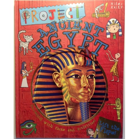 LEARNING BOOK - ANCIENT EGYPT