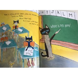 STORYBOOK - PETE THE CAT