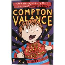 FICTION BOOK - COMPTON VALANCE 3