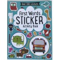 STICKER ACTIVITY BOOK - FIRST WORDS