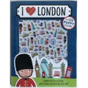 STICKER ACTIVITY BOOK - LONDON