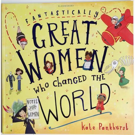 STORYBOOK - GREAT WOMEN
