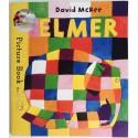 STORYBOOK + CD - ELMER