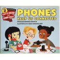 SCIENCE BOOK - PHONES KEEP US CONECTED