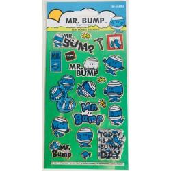 STICKERS - MR BUMP