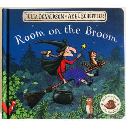 STORYBOOK - ROOM ON THE BROOM