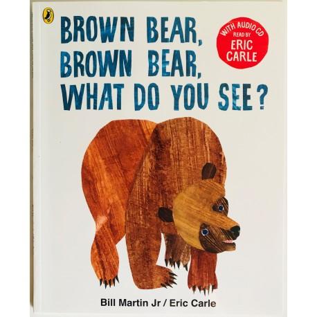 STORYBOOK + CD - BROWN BEAR