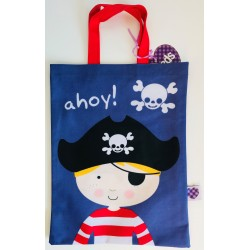 TOTE BAG - PIRATE