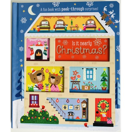 STORYBOOK - IS IT NEARLY CHRISTMAS?