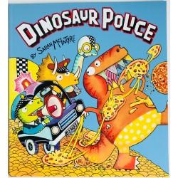 STORYBOOK - DINOSAUR POLICE