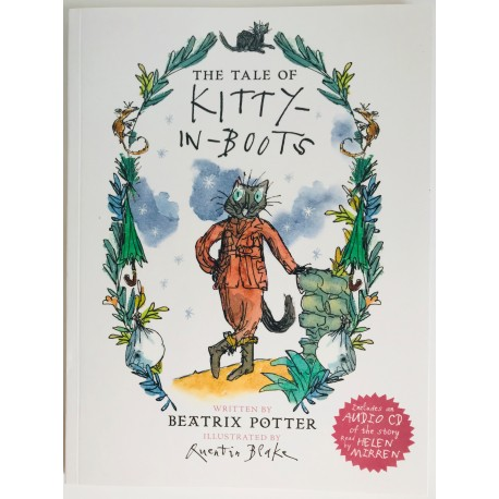 STORYBOOK - THE TALE OF KITTY-IN-BOOTS