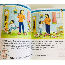 THE CHILDREN´S BOOK OF MANNERS