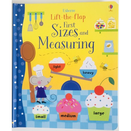 LIFT THE FLAP - SIZES AND MEASURING