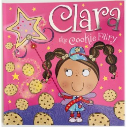 STORYBOOK - CLARA THE COOKIE FAIRY