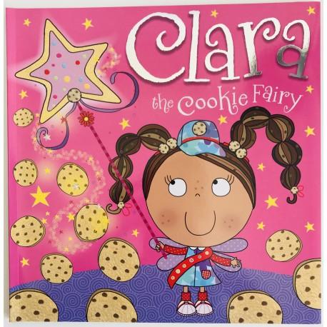 STORYBOOK - CLARA THE COOKIE FAIRY