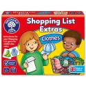 MATCHING AND MEMORY GAME - SHOPPING LIST EXTRAS CLOTHES