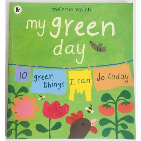 STORYBOOK - MY GREEN DAY
