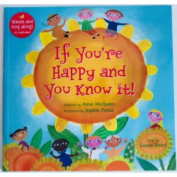 WATCH AND SING ALONG - IF YOU´RE HAPPY AND YOU KNOW IT!