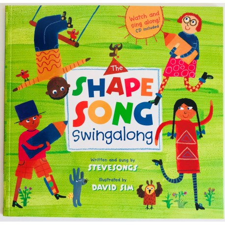 WATCH AND SING ALONG - SHAPE SONG
