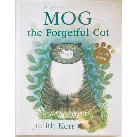 POP UP BOOK - MOG THE FORGETFUL CAT