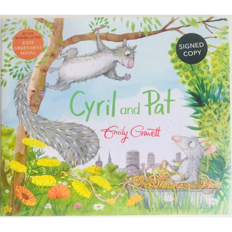 STORYBOOK - CYRIL AND PAT - SIGNED COPY