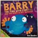 STORYBOOK - BARRY AND THE HAIRY SCARY MONSTER