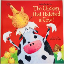 STORYBOOK - THE CHICKEN THAT HATCHED A COW!